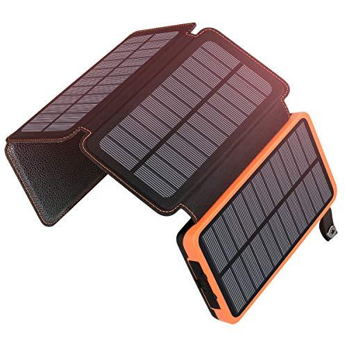 ➢ Comparatif des 5  Batterie Solaire