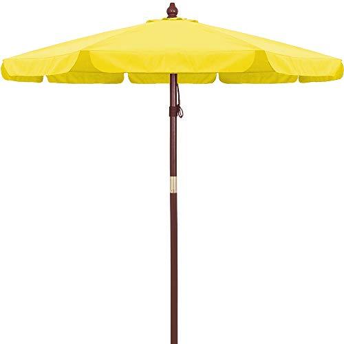Parasol Jaune Avis des consommateurs