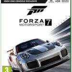 Comparatif des 4  Xbox Forza