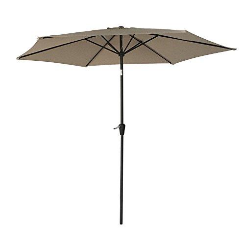 parasol taupe les meilleurs avis