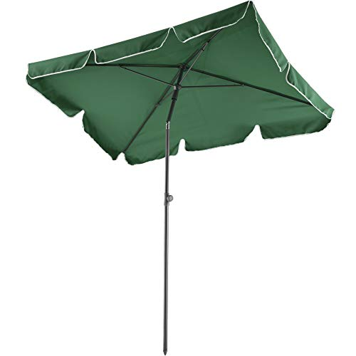 TOP des 3  parasol rectangulaire
