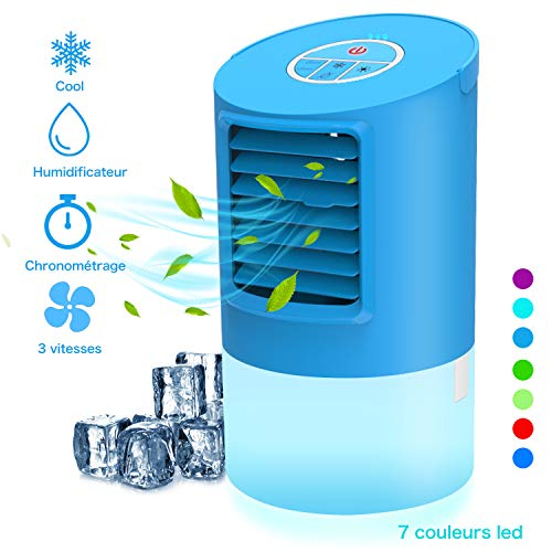 Ventilateur Glacon ▷ Avis – Meilleur produit du moment