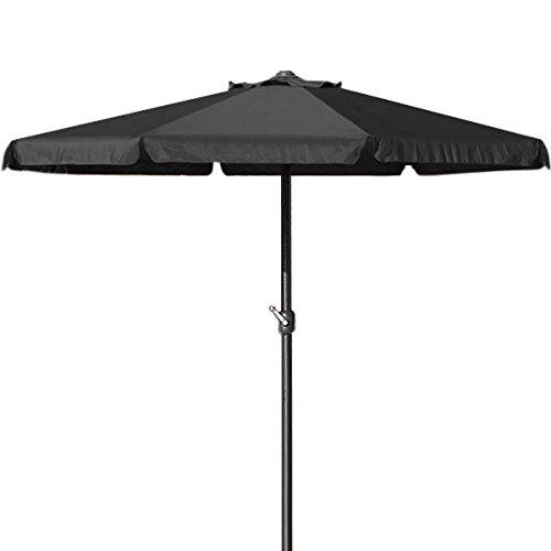 Parasol Noir ▷ Test – Meilleur produit du mois