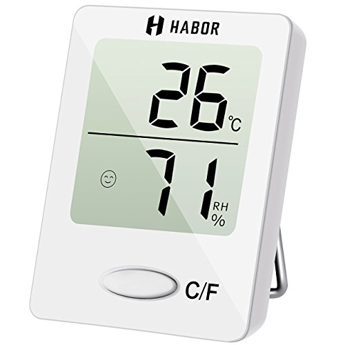 Comparatif des 7 meilleurs Thermomètre Intérieur Fiable