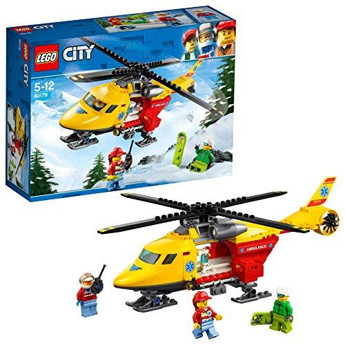 ➢ Lego City – Le Poste De Police De Montagne – 60174 ▷ Comparatif – TOP produit du mois