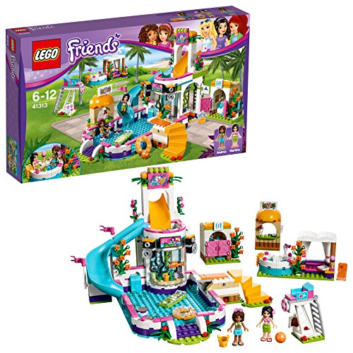 ➢ Lego Friends – Le Complexe Touristique D'Heartlake City ▷ En test – TOP produit du moment