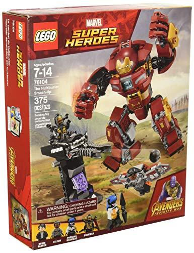 Lego Marvel Super Heroes – Le Combat De Hulkbuster – 76104 ▷ Test – TOP produit de l'année