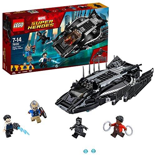 TOP des 5 meilleurs Lego Marvel Super Heroes – Le Combat Ultime De Thanos – 76107