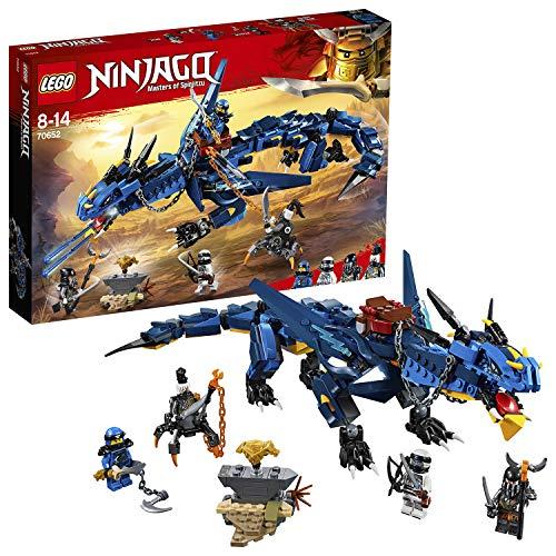 ➢ Promo Lego Ninjago – Le Dragon D'Acier De Lloyd – 70612 ▷ élu produit de l'année