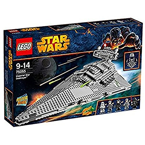 ▷ TOP des 2  Lego Star Wars – First Order Star Destroyer – 75190