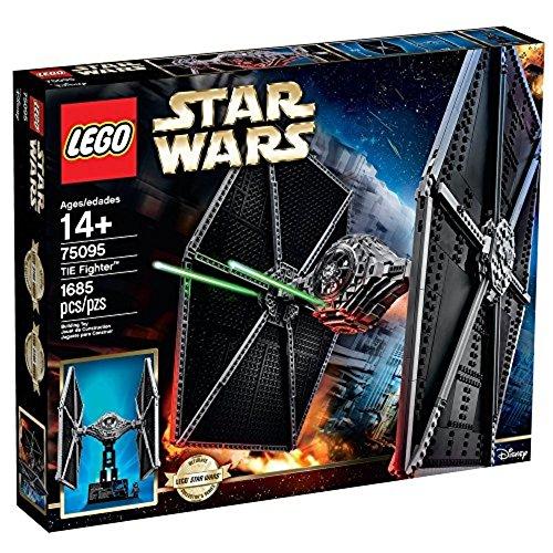 ➢ Lego Star Wars – Le Tie Fighter Impérial – 75211 Meilleurs avis