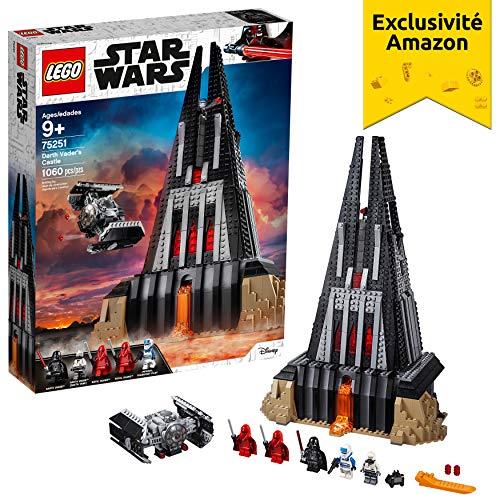 Avis Lego Star Wars – Le Château De Dark Vador >>> Le Meilleur produit du moment