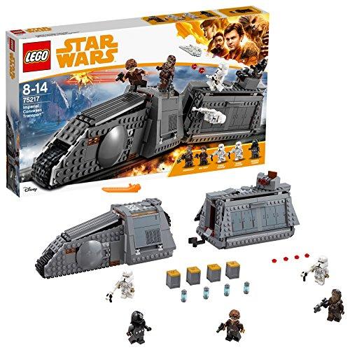 ➢ Lego Star Wars – Véhicule Impérial At-Hauler – 75219 ▷ Test – Meilleur produit de l'année