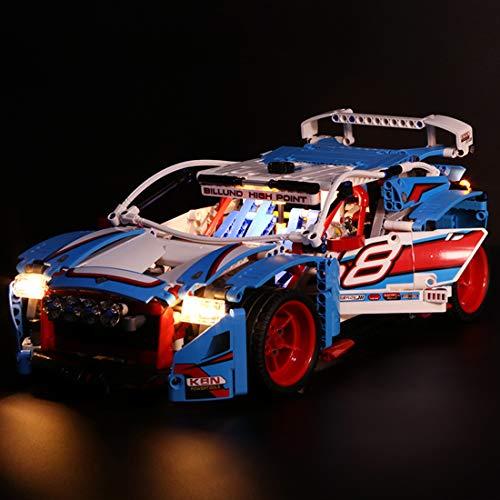 ☑ Comparatif Lego Technic – La Voiture De Rallye – 42077 ▷ Le Meilleur produit de l'année