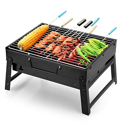 TOP des 7 meilleurs Barbecue Camping