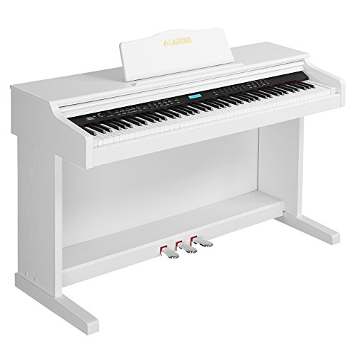 ▷ Piano Numérique Blanc Moins Cher