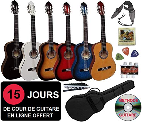 ➢ Comparatif des 4  Guitare
